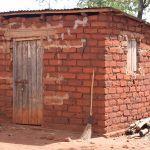 The Water Project: Utini Community A -  Kitchen