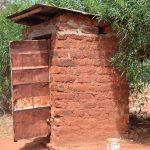 The Water Project: Utini Community A -  Latrine