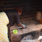 The Water Project: Utini Community A -  Stove