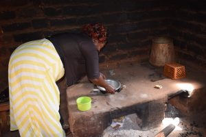 The Water Project:  Stove
