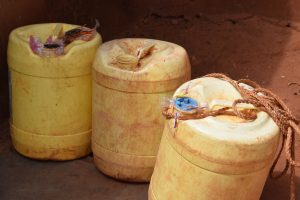 The Water Project:  Water Storage Contianers