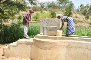The Water Project:  Using Community Well