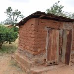 The Water Project: Ndiani Primary School -  Girls Latrines