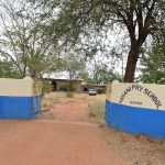 The Water Project: Ndiani Primary School -  School Entrance