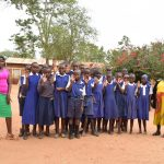 The Water Project: Ndiani Primary School -  Students