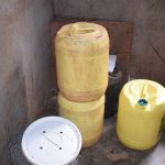 The Water Project: Ndiani Primary School -  Water Containers