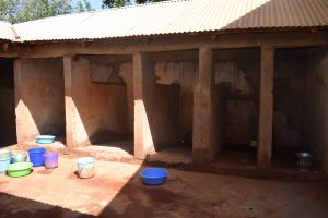The Water Project:  Bathing Rooms