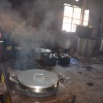 The Water Project: Ndoo Secondary School -  Cooking Area