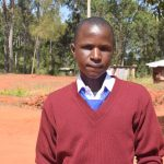 The Water Project: Ndoo Secondary School -  Kennedy Musyoki