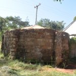 The Water Project: Ndoo Secondary School -  Old Rainwater Tank