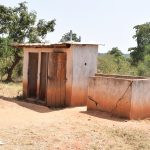 The Water Project: Ngaa Secondary School -  Boys Latrines