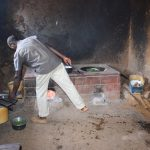 The Water Project: Ngaa Secondary School -  Cooking Area