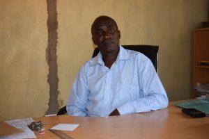 The Water Project:  Sammuel Wambua Principal