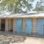 The Water Project: Kitooni Primary School -  Boys Latrines