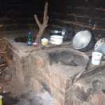 The Water Project: Kitooni Primary School -  Cooking Area