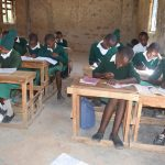 The Water Project: Kitooni Primary School -  Students In Class