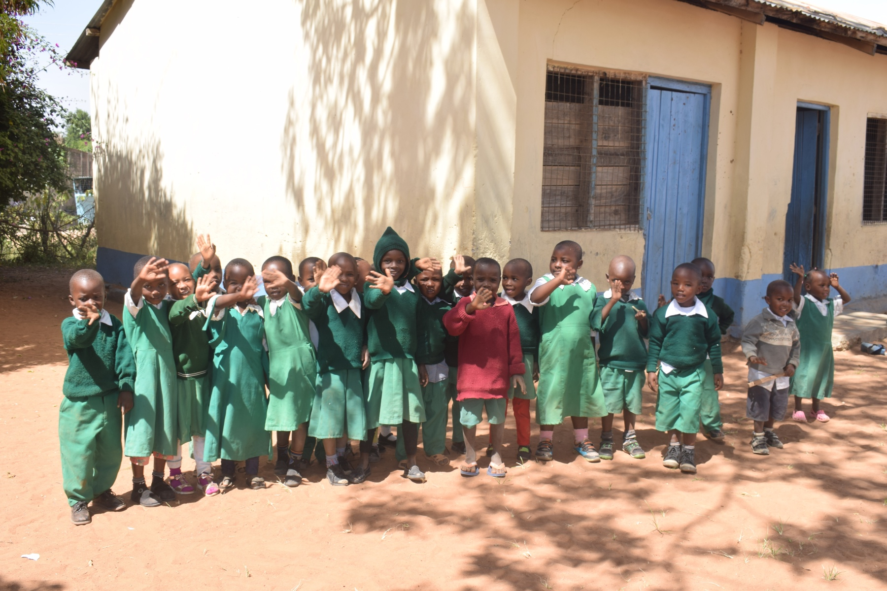 The Water Project : kenya18243-pre-k-students