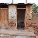 The Water Project: Muunguu Primary School -  Boys Latrines