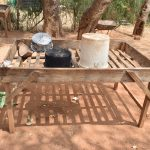 The Water Project: Muunguu Primary School -  Dish Drying Rack
