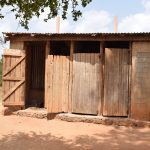 The Water Project: Muunguu Primary School -  Girls Latrines
