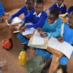 The Water Project: Muunguu Primary School -  In Class
