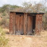 The Water Project: Muunguu Primary School -  Staff Latrines