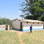 The Water Project: Kyaani Primary School -  Boys Latrines