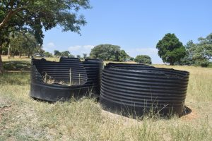 The Water Project:  Broken Water Tanks