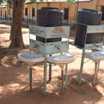 The Water Project: Kyaani Primary School -  Handwashing Station