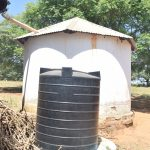 The Water Project: Kyaani Primary School -  Water Tanks