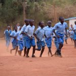 The Water Project: Mbuuni Primary School -  Jogging