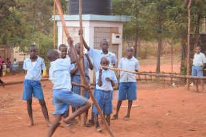 The Water Project:  Pole Vaulting