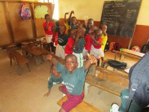 The Water Project:  Students In School