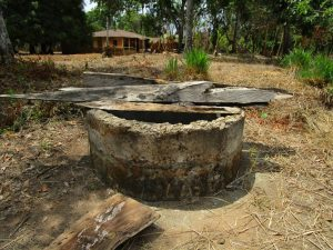 The Water Project:  Abandoned Well