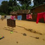 The Water Project: Roloko Community -  Clothesline