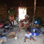 The Water Project: Roloko Community -  Woman In Kitchen