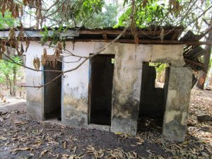 The Water Project:  Abandon Public Toilet