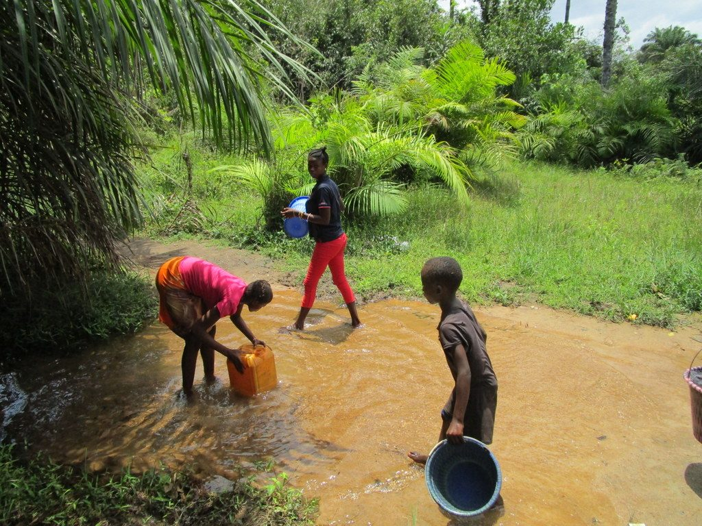 The Water Project : sierraleone18259-main-water-source-3