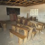 The Water Project: PC Bai Shebora Gbereh III Primary School -  Classroom