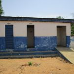 The Water Project: PC Bai Shebora Gbereh III Primary School -  Latrine