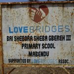 The Water Project: PC Bai Shebora Gbereh III Primary School -  School Logo