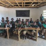 The Water Project: PC Bai Shebora Gbereh III Primary School -  Students Inside Classroom