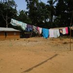 The Water Project: Mabendo Community -  Clothesline