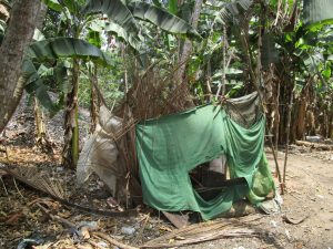 The Water Project:  Bathshelter