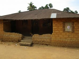 The Water Project:  Household Compound