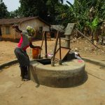 The Water Project: Mabendo Community -  Water Source