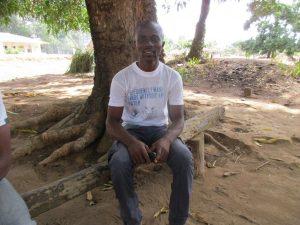 The Water Project:  Abdul Raman Mansaray