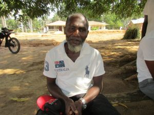 The Water Project:  Sheak Ibrahim Kamara