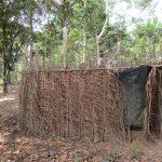 The Water Project: Komrabai Community, 35 Port Loko Road -  Bath Shelter
