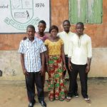The Water Project: DEC Mathem Primary School -  School Staff